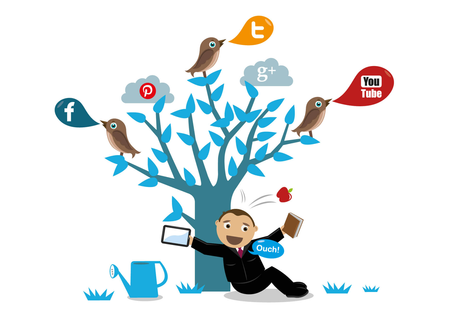 How Social Media Agency can improve your Business???