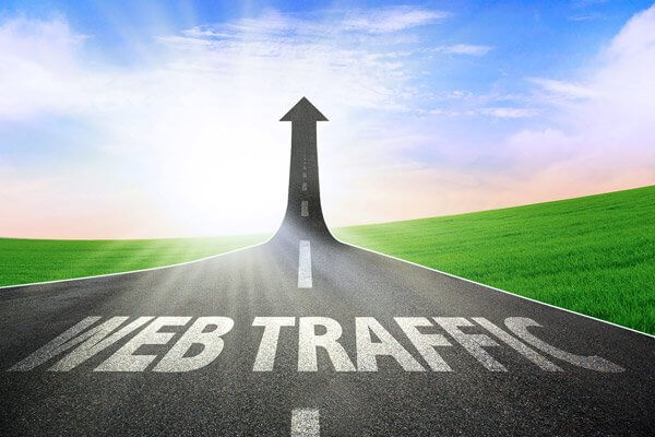 Top Catchy Ways to Increase Web Traffic